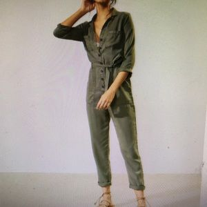 Abercrombie and Fitch utility jumpsuit